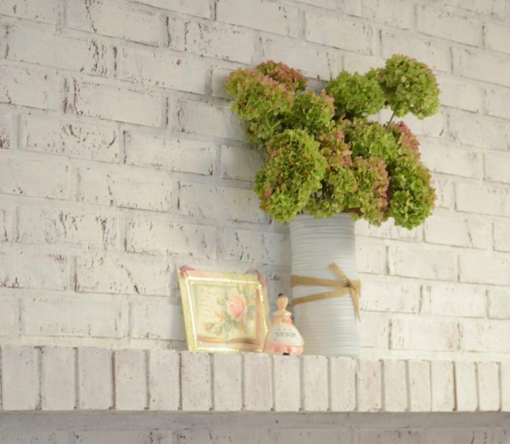 annie sloan paint gives brick an update sew a fine seam