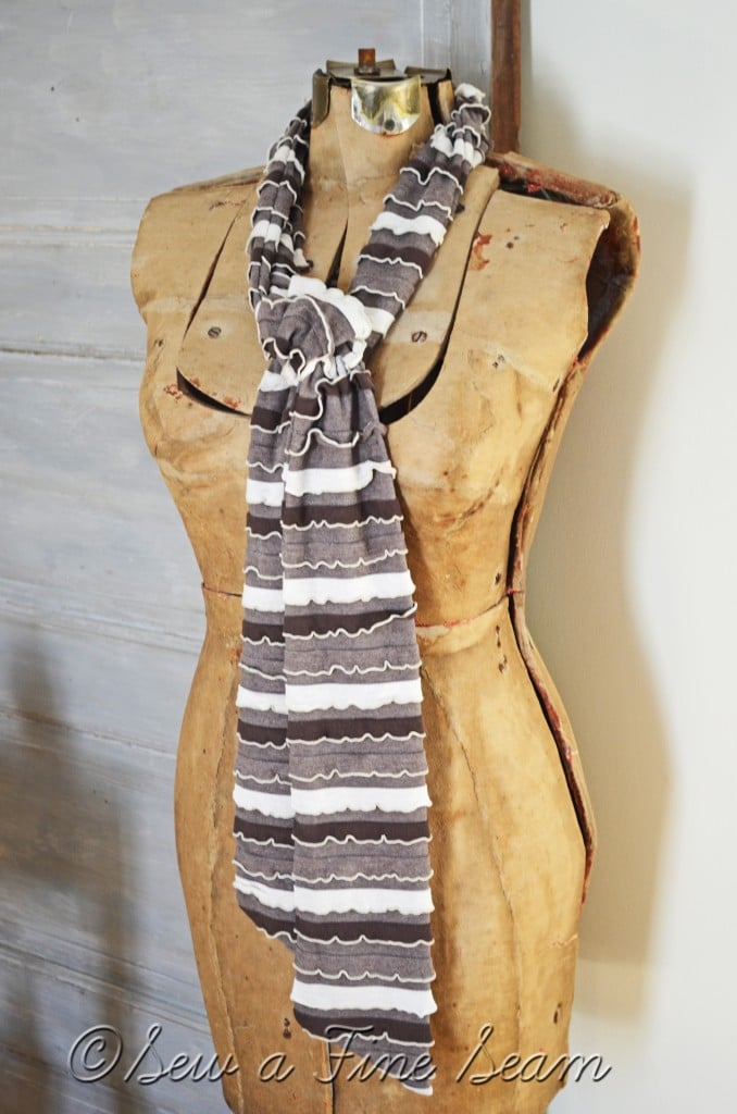 brown scarf 5
