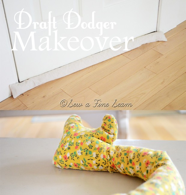 draft dodger makeover