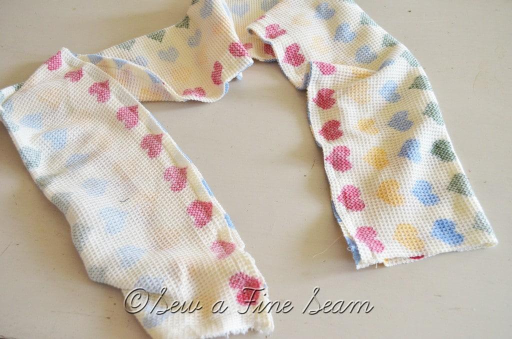heart scarf 2