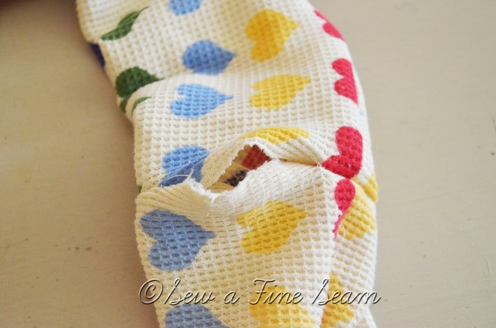 heart scarf 7