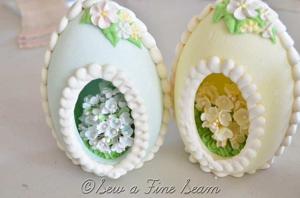 a easter egg makeover