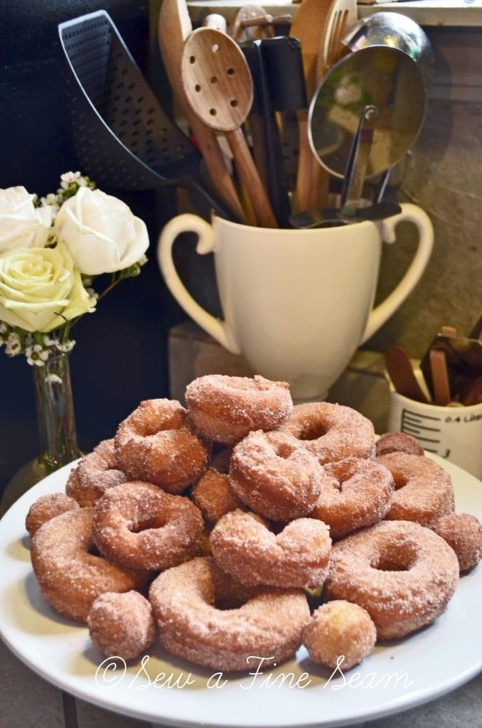 sugar donuts 6