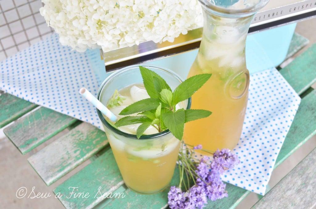 basil tea 8