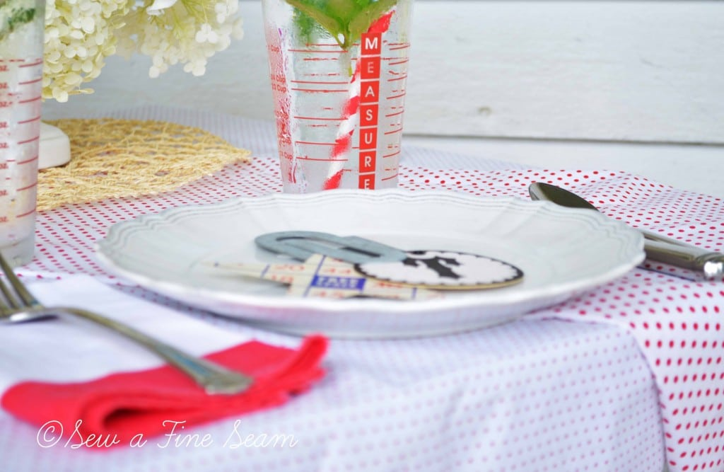 independence day tablescape place cards 1