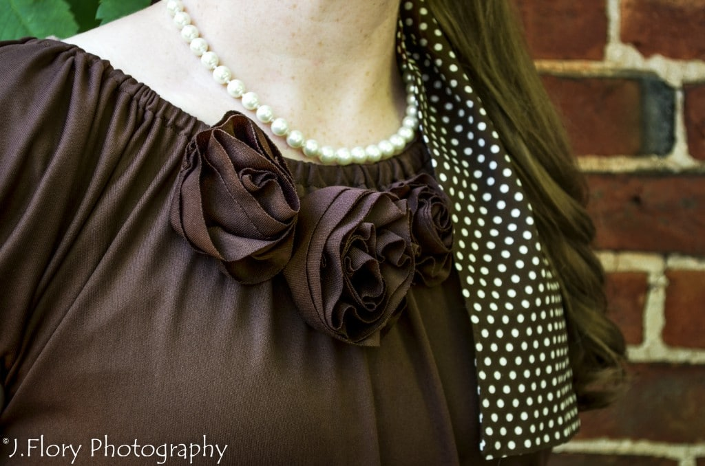 Ruffled Dress 11