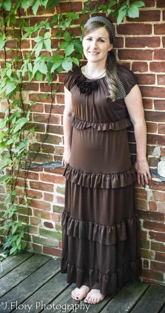 Ruffled Dress 12