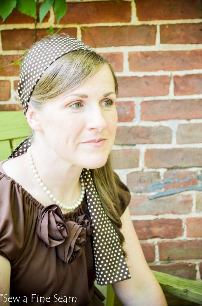 Ruffled Dress 4