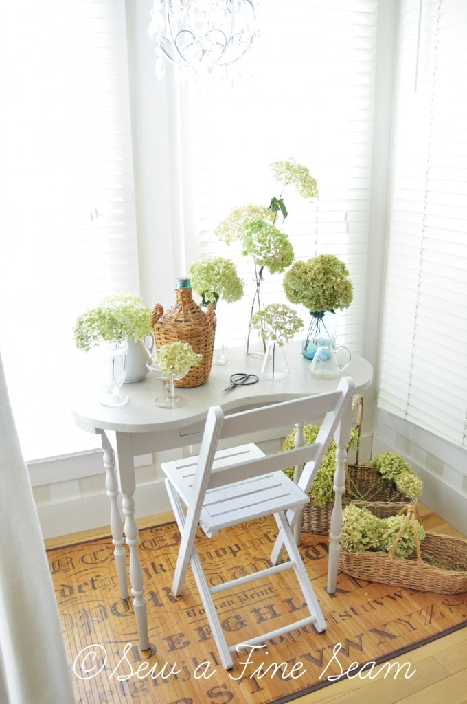 decor with flowers 9