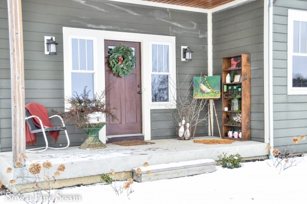 Jessica's house Christmas 2013-1