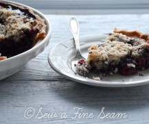 cherry-blueberry pie-15