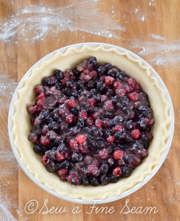 cherry-blueberry pie-6
