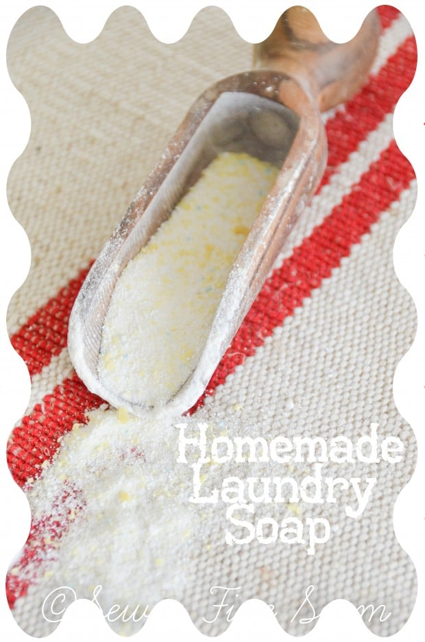 homemade laundry soap-4 copy