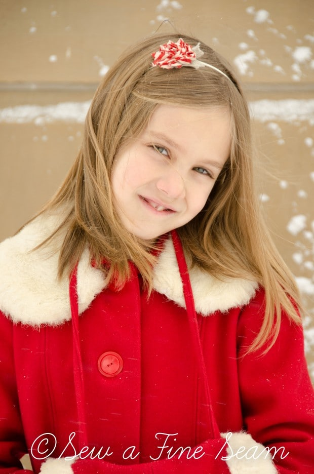 red coat in the snow-23