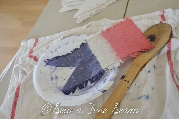 dip dyed pennant banner (3 of 3)