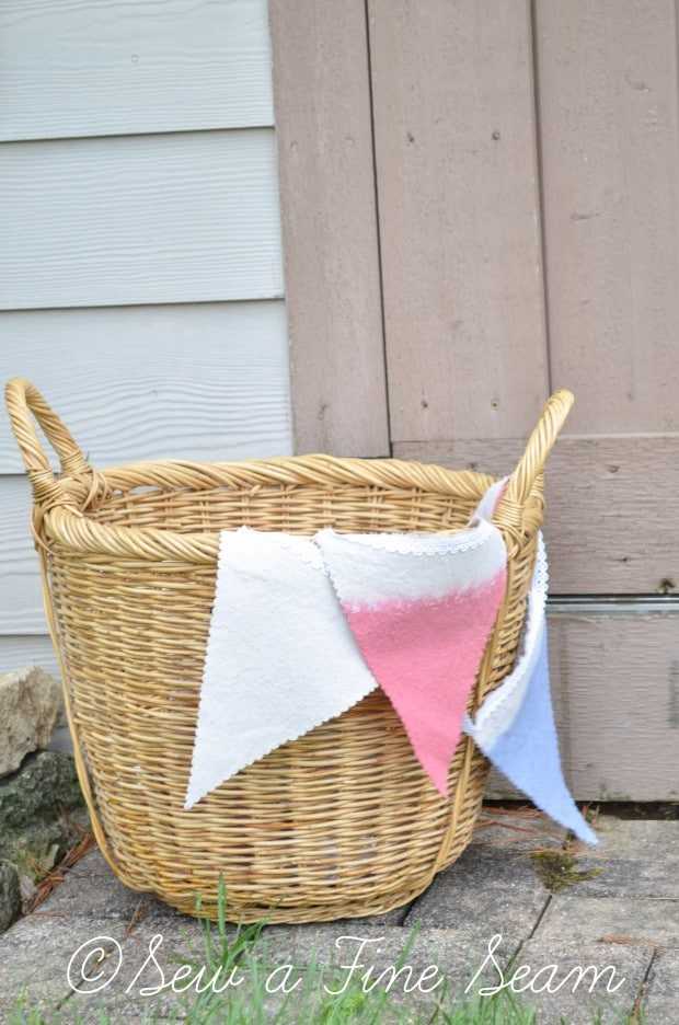 dip dyed pennant banner (5 of 7)