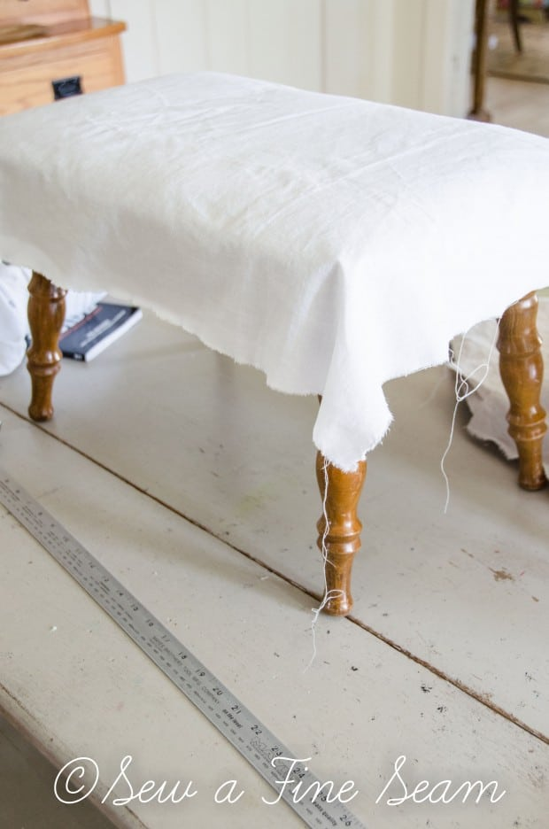 ottoman fitted slipcover (2 of 16)