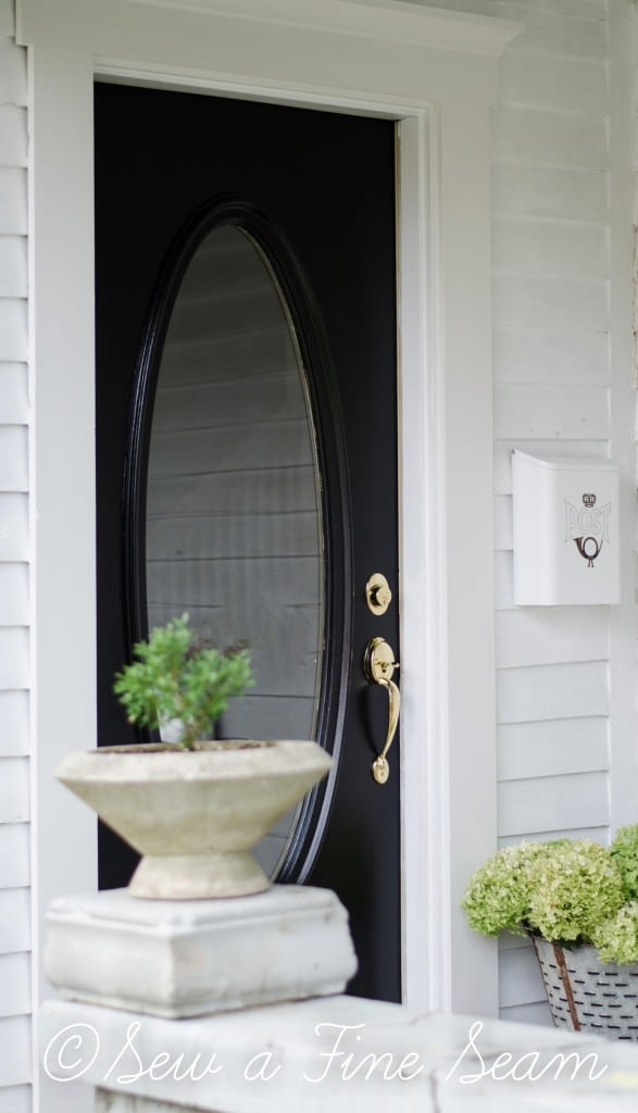 front door paint - black (13 of 14)2