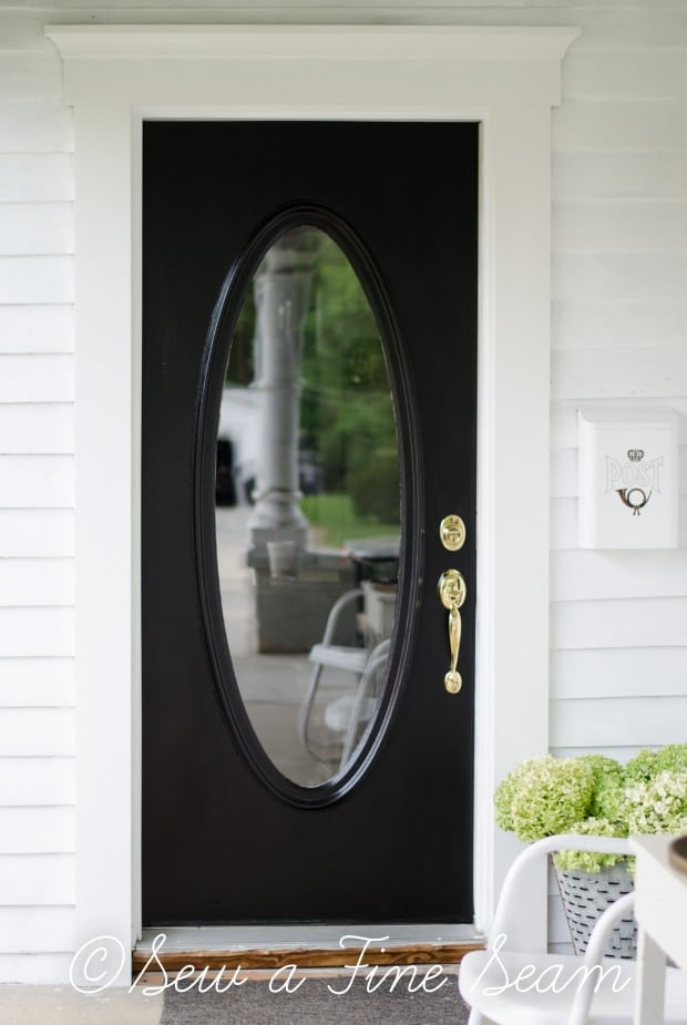 front door paint - black (9 of 14)