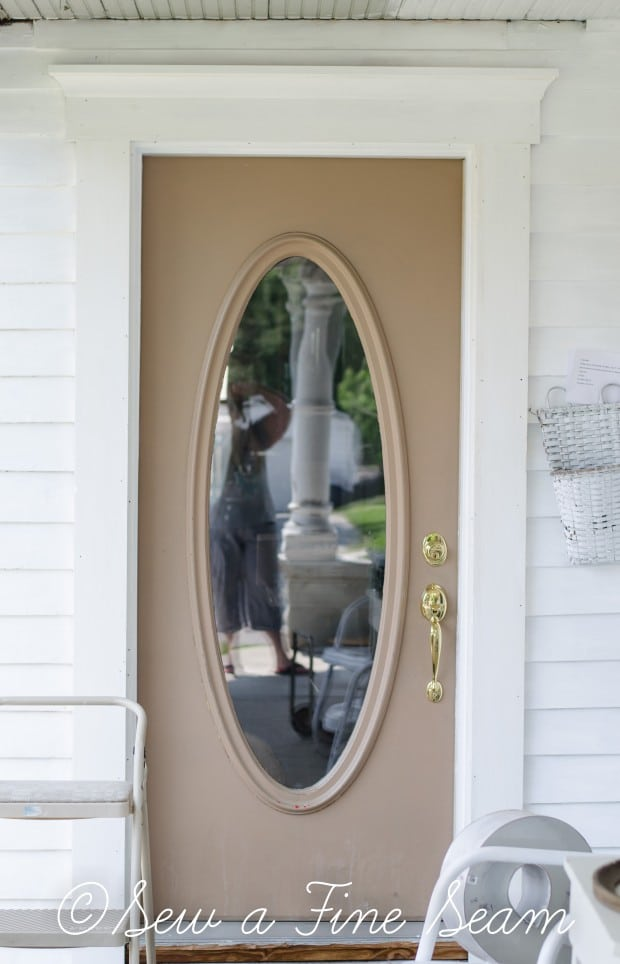 adding trim to an exterior door (17 of 18)