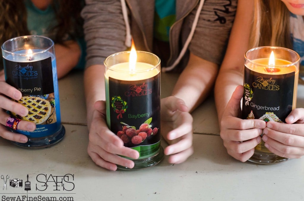 jewelry in candles giveaway