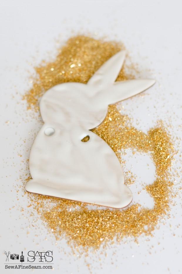Glass Glittered Bunnies-10