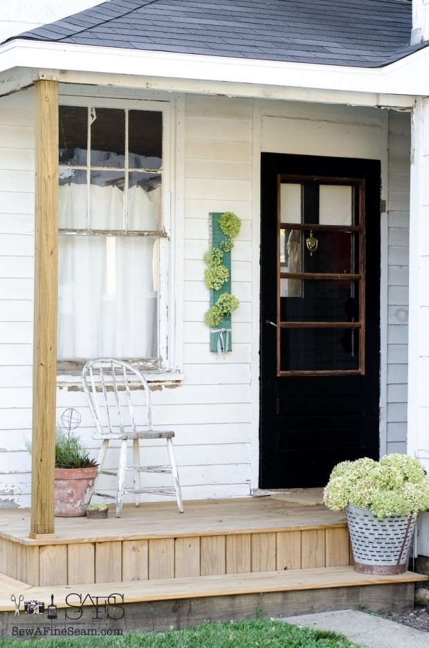 porch makeover after