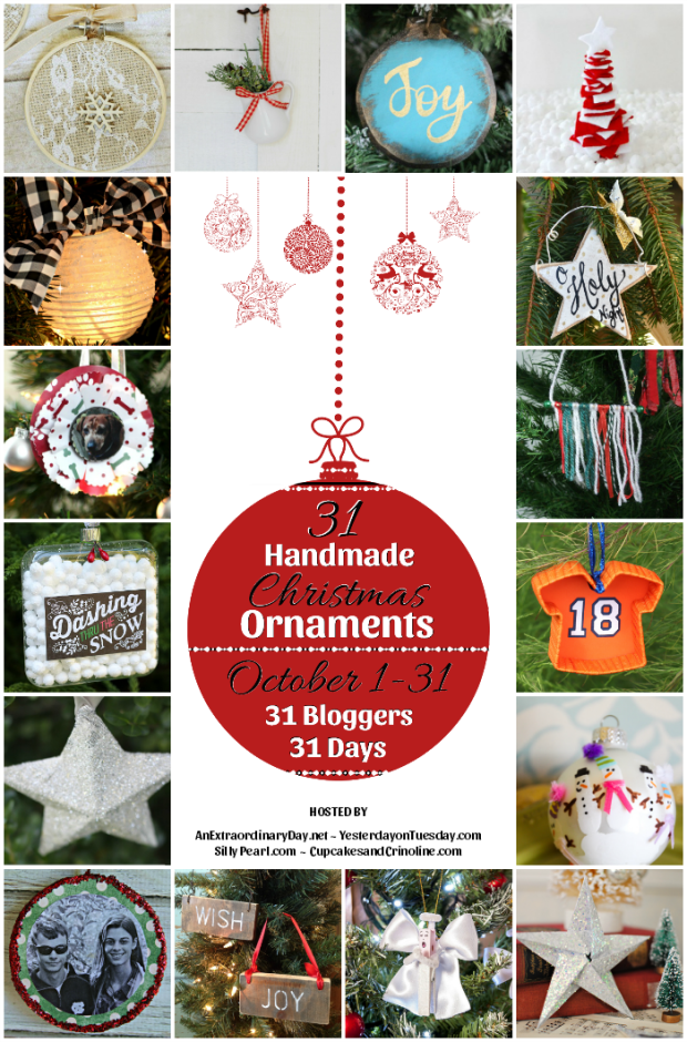 31 days of handmade christmas