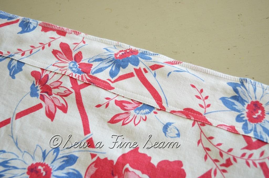 apron waistband