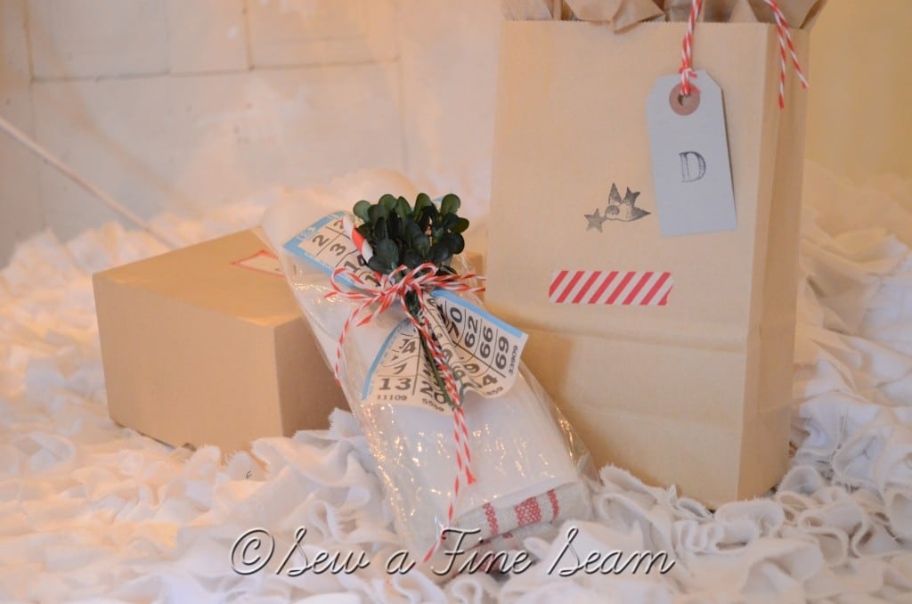 Christmas packaging finished