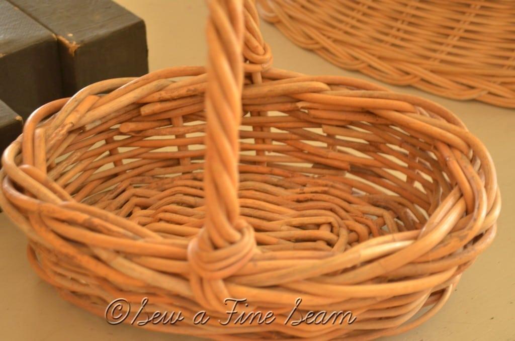 french basket thrift find