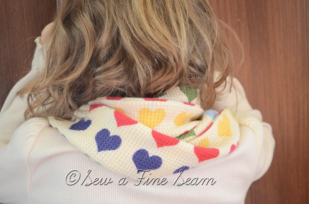 heart scarf 14