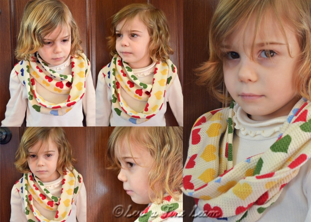 heart scarf 18