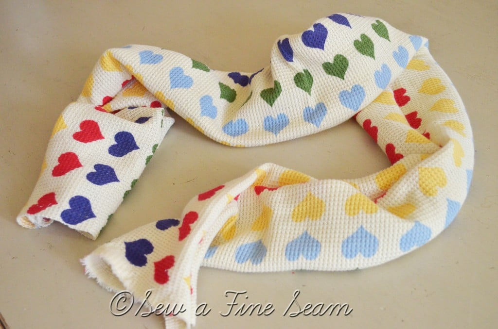 heart scarf 3