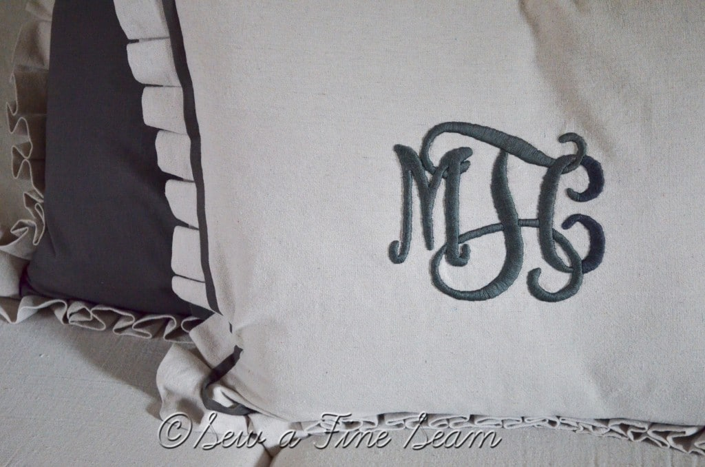 monogram 17