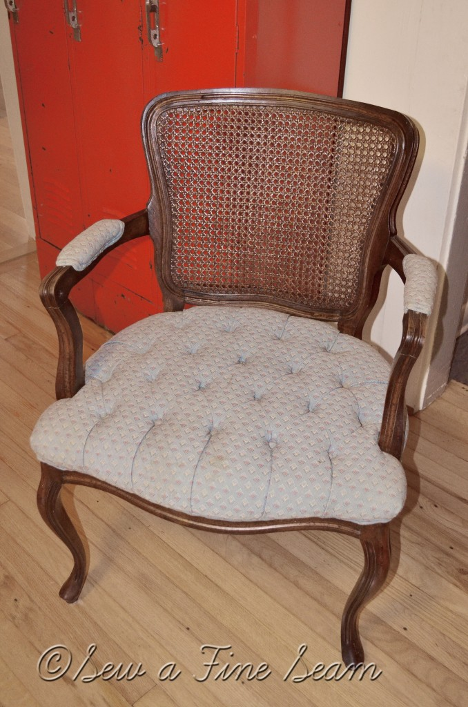 thrifted chair 3
