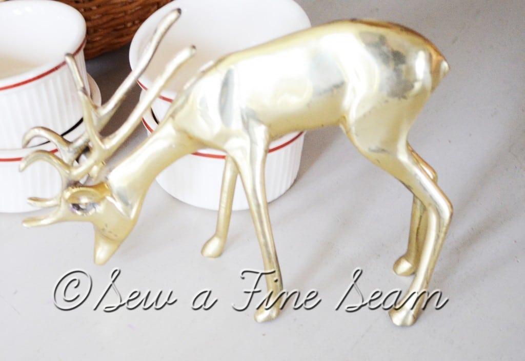 thrift finds deer 2