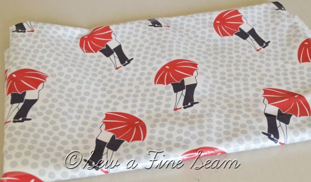 a laminated fabric