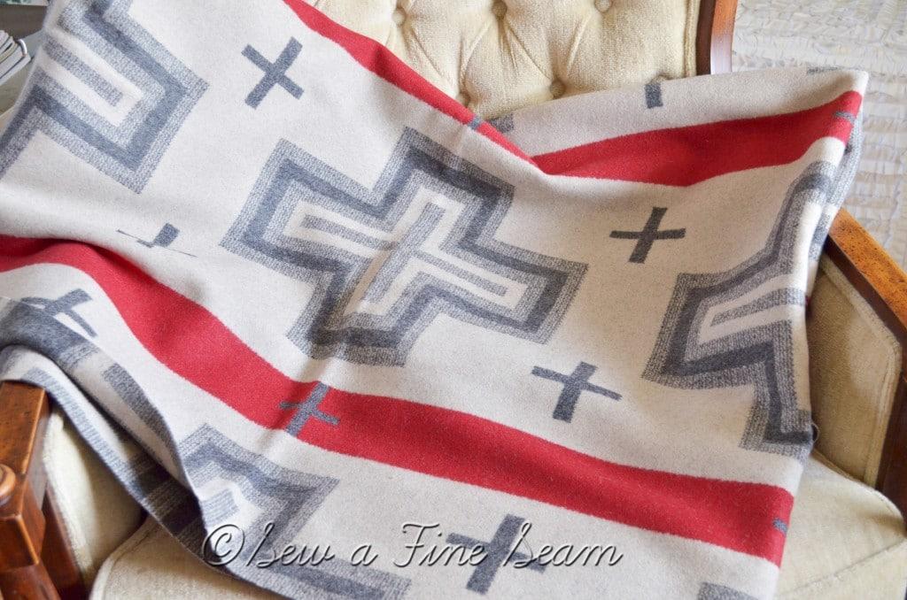 a pendleton fabric