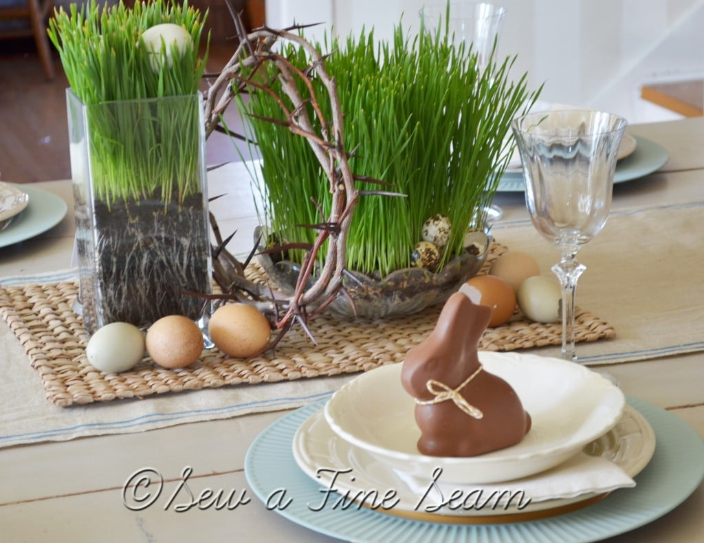 easter lunch 10