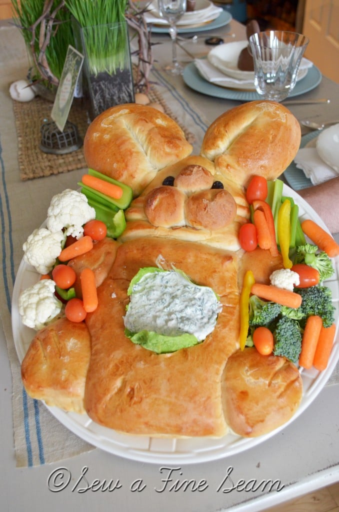 easter lunch 8