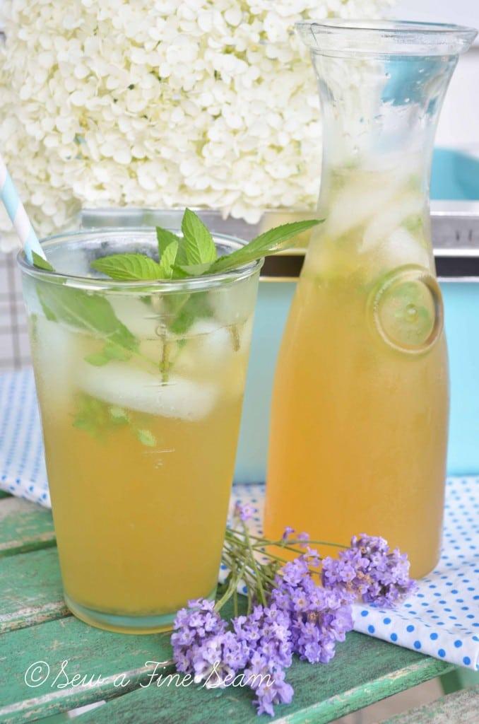 basil tea 4