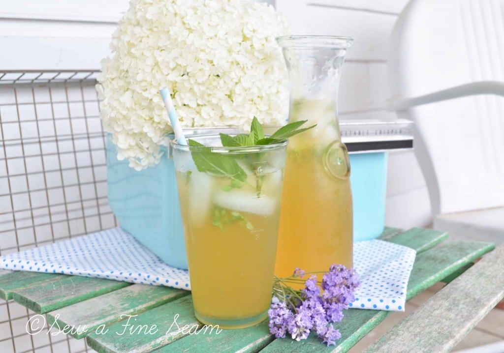 basil tea 6