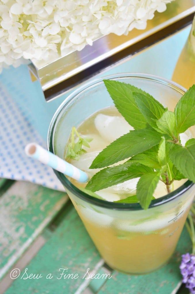 basil tea 7