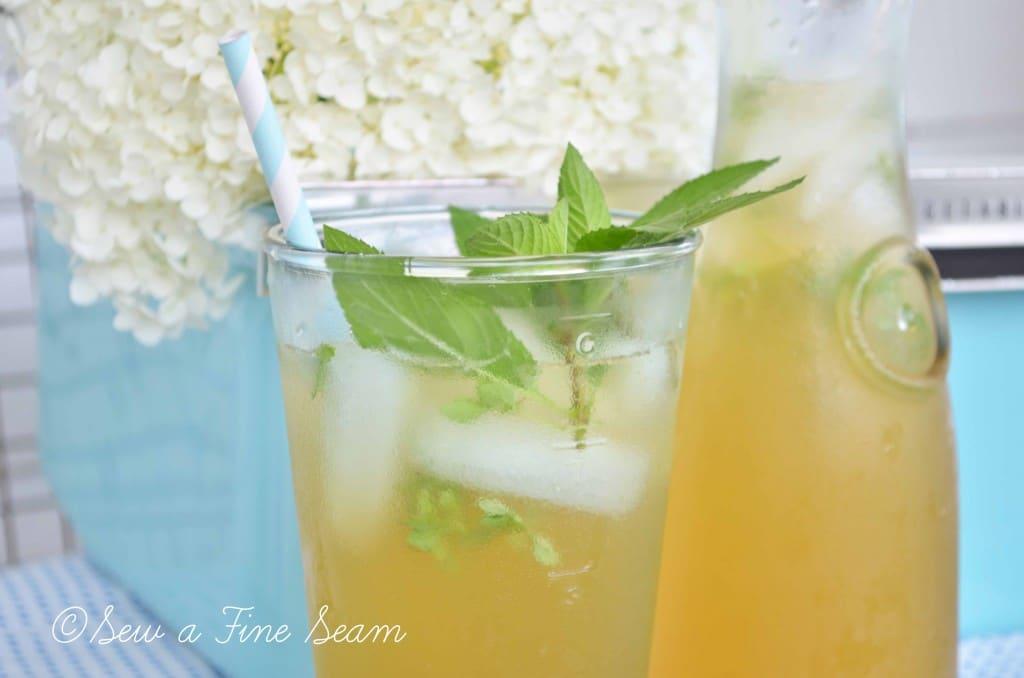basil tea 9