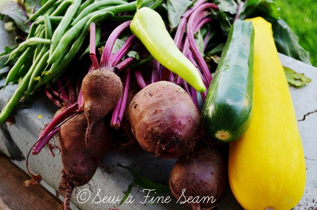 garden produce 1