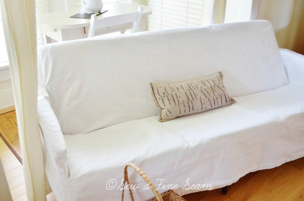 slipcovered sofa 3