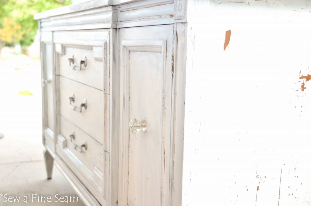 buffet with milk paint finish (2 of 4)