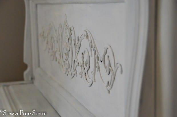 milk painted piano-13