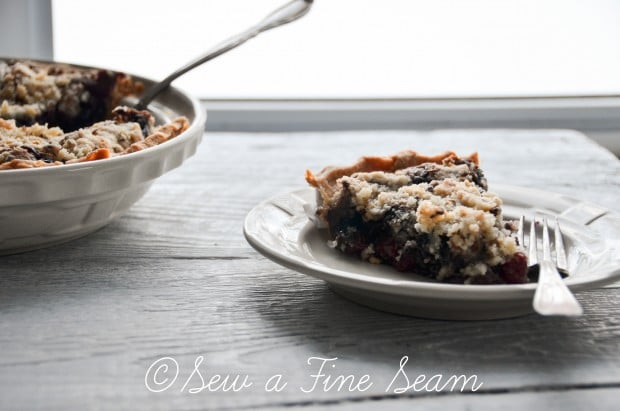 cherry-blueberry pie-10